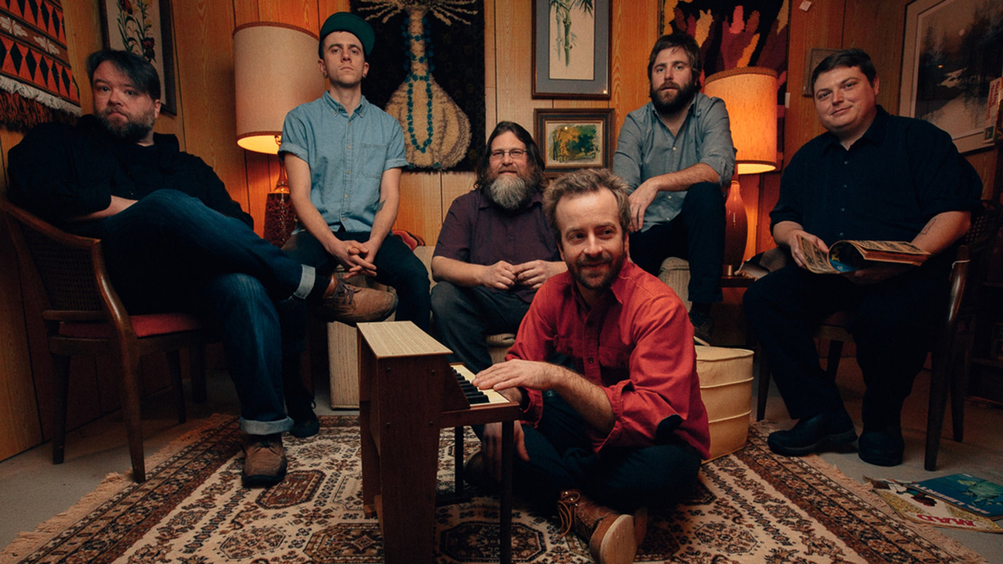 Trampled By Turtles With Special Guest Deer Tick