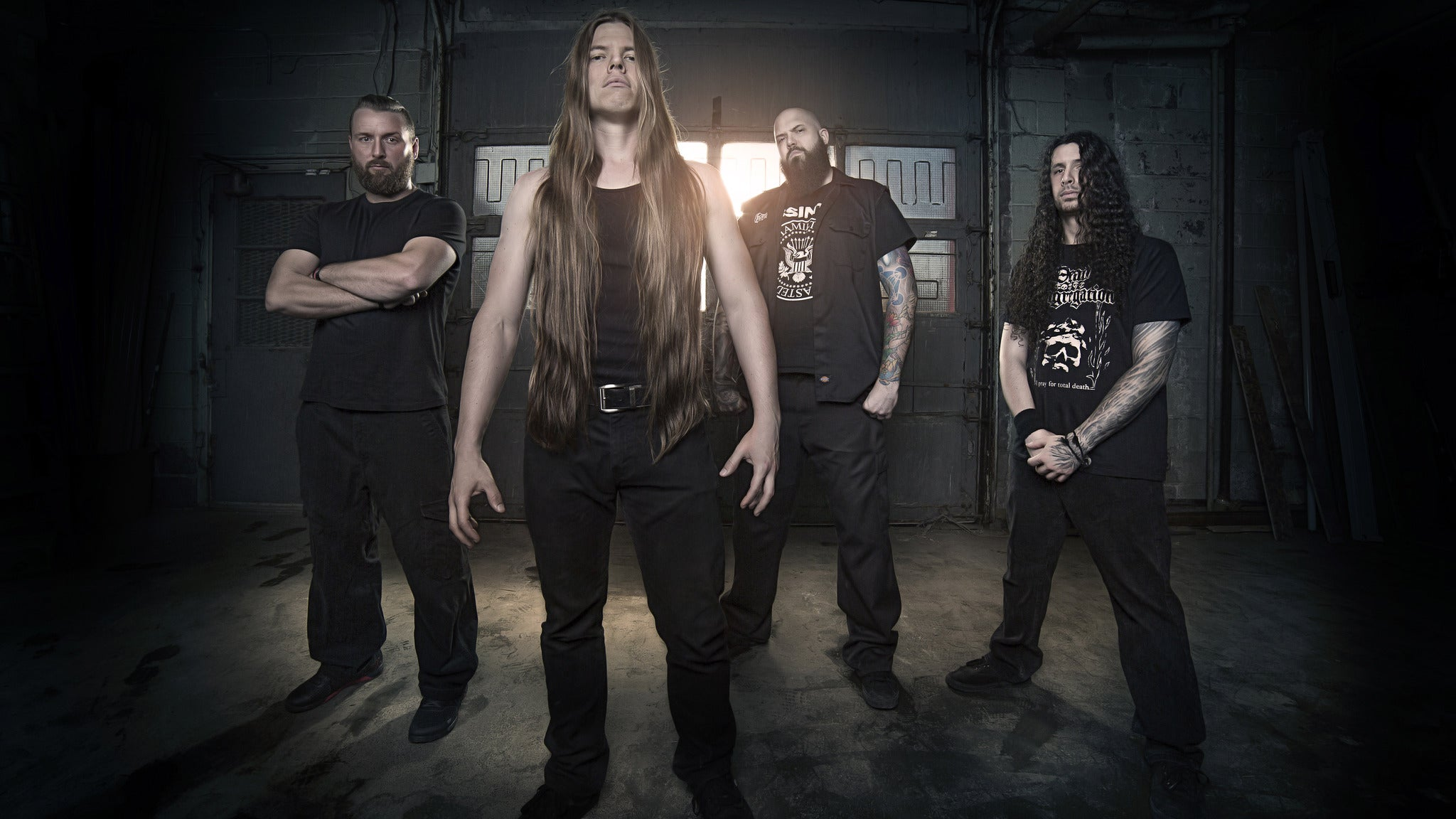 Aborted, Cryptopsy, Hideous Divinity, Torturous Inception