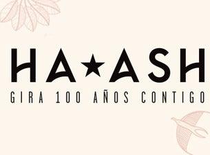 Ha*Ash - 100 Años Contigo Tour