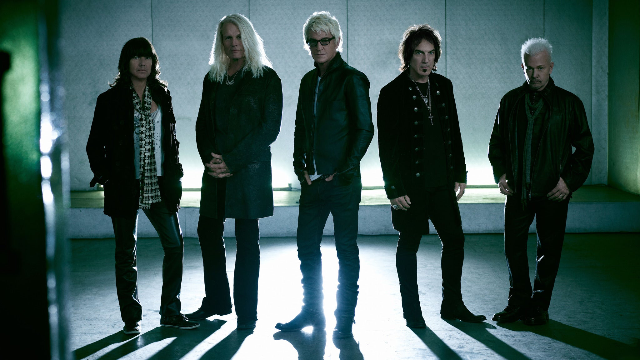 REO Speedwagon at King Performing Arts Center
