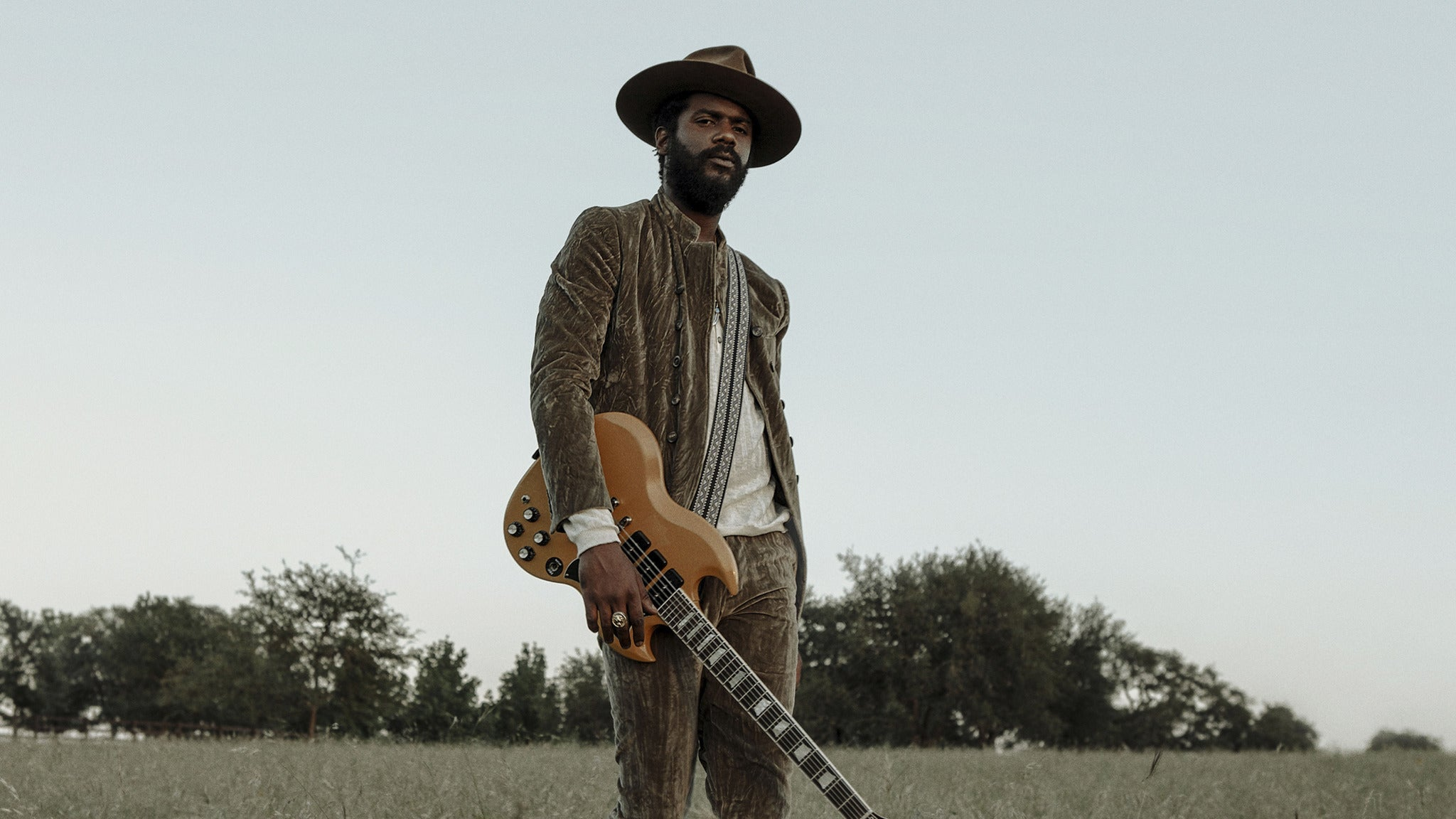 Gary Clark Jr at Oxbow RiverStage