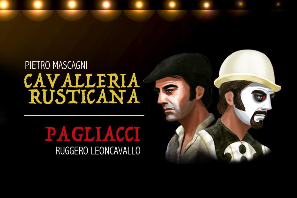 Cavalleria Rusticana-Pagliacci