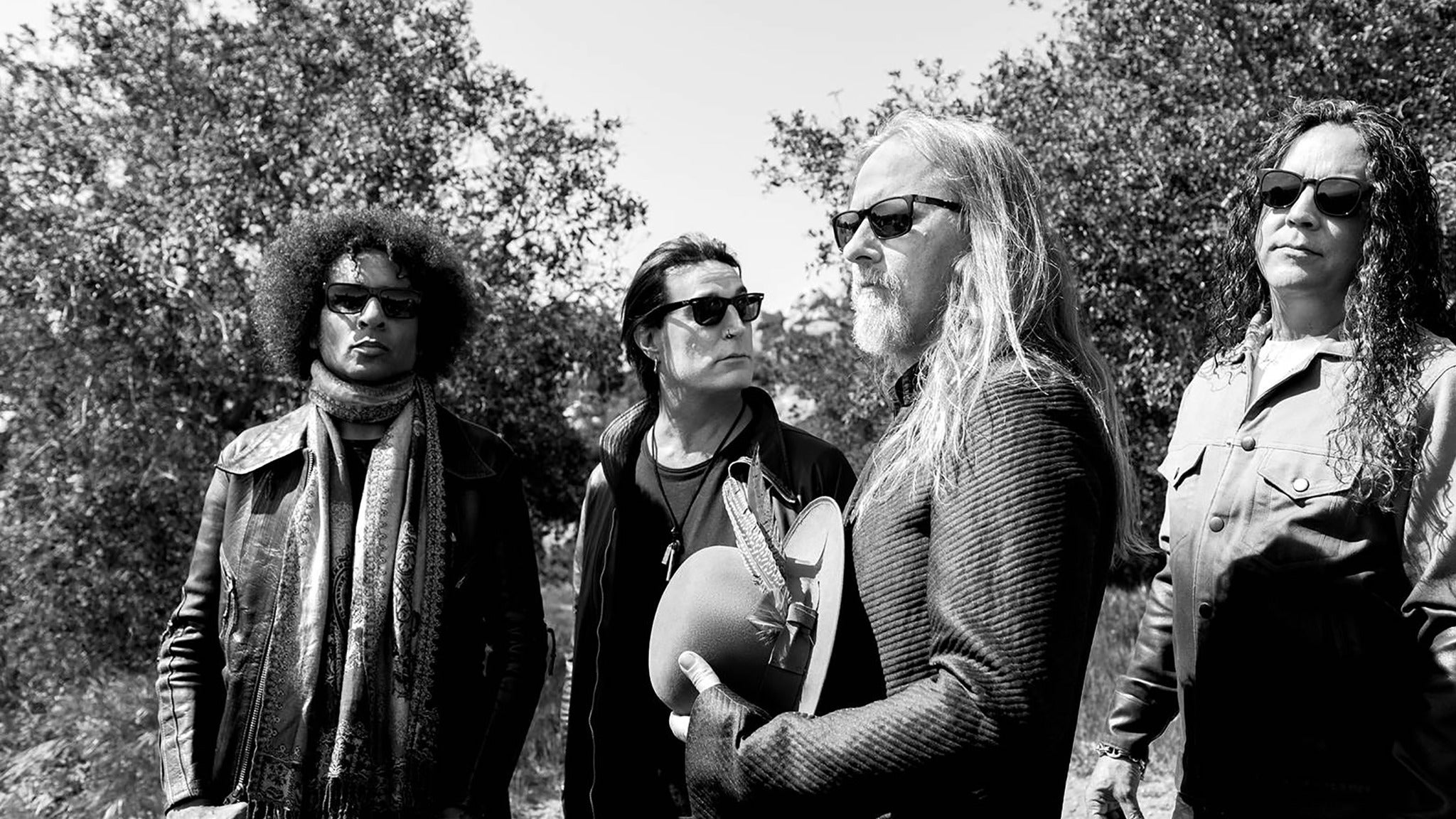 Alice in Chains at Andiamo Celebrity Showroom
