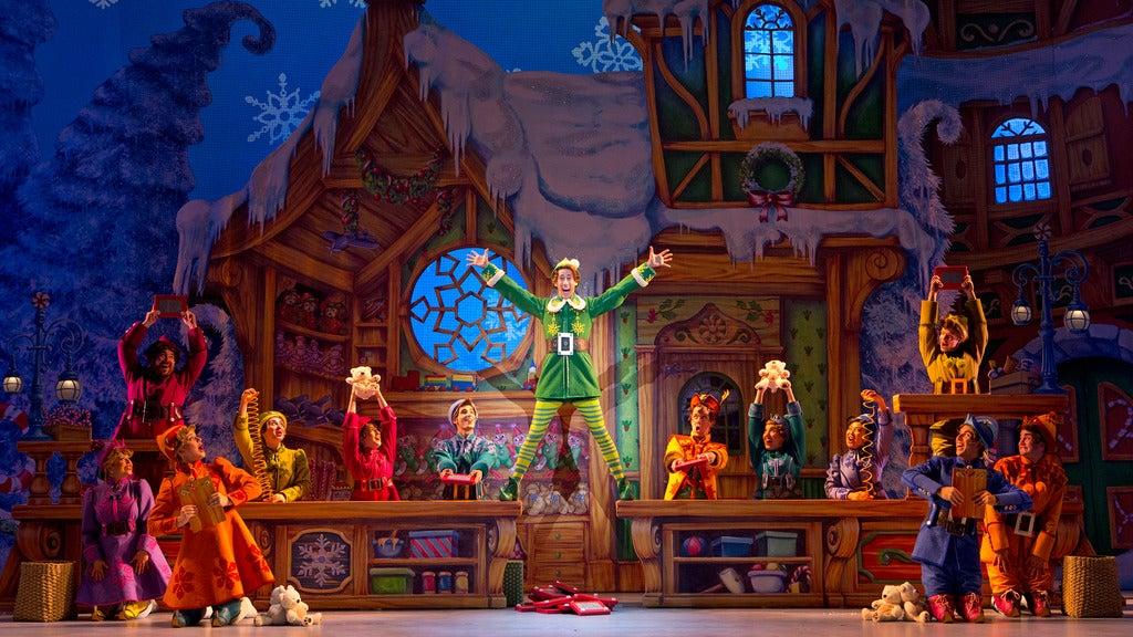 Elf the Musical (touring) | Seattle, WA | Paramount Theatre | December 9, 2017