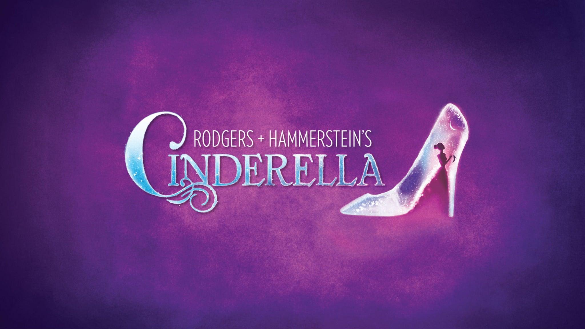 Cinderella at Von Braun Center Concert Hall - Huntsville, AL 35801