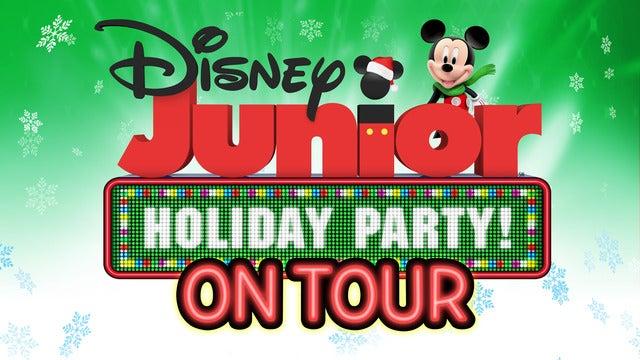 Disney Junior Holiday Party!