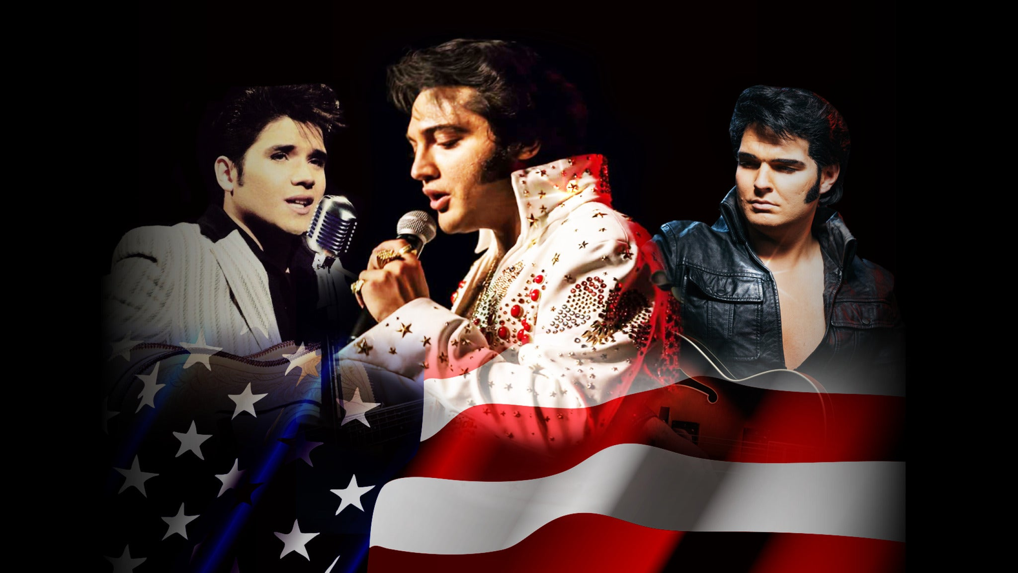Elvis an American Trilogy tickets (Copyright © Ticketmaster)