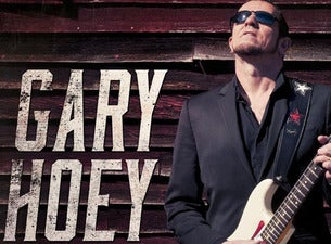 Gary Hoey Ho Ho Hoey Rocking Holiday Tour