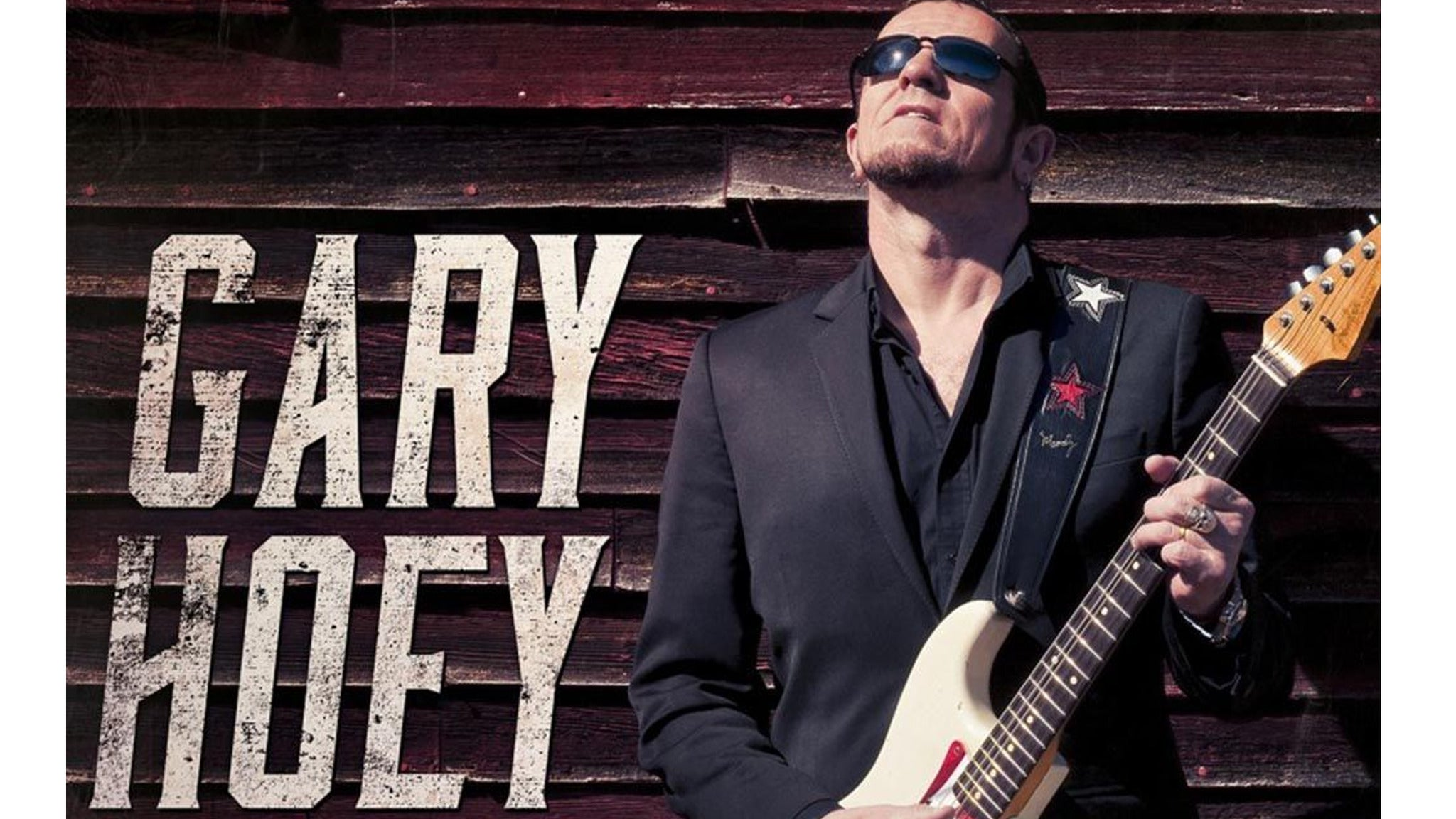 Gary Hoey at The Coach House