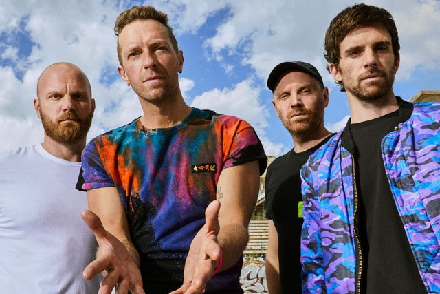 Coldplay: Music of the Spheres - World Tour