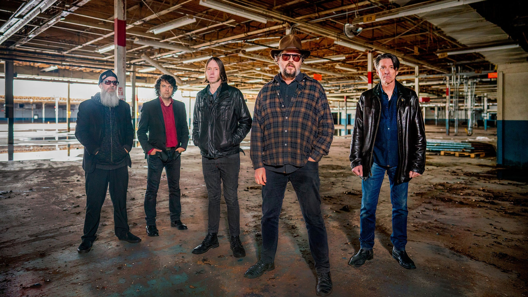 Drive-By Truckers at The Charleston Music Hall