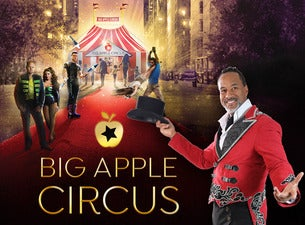 Big Apple Circus - Boston - Autism Friendly Show