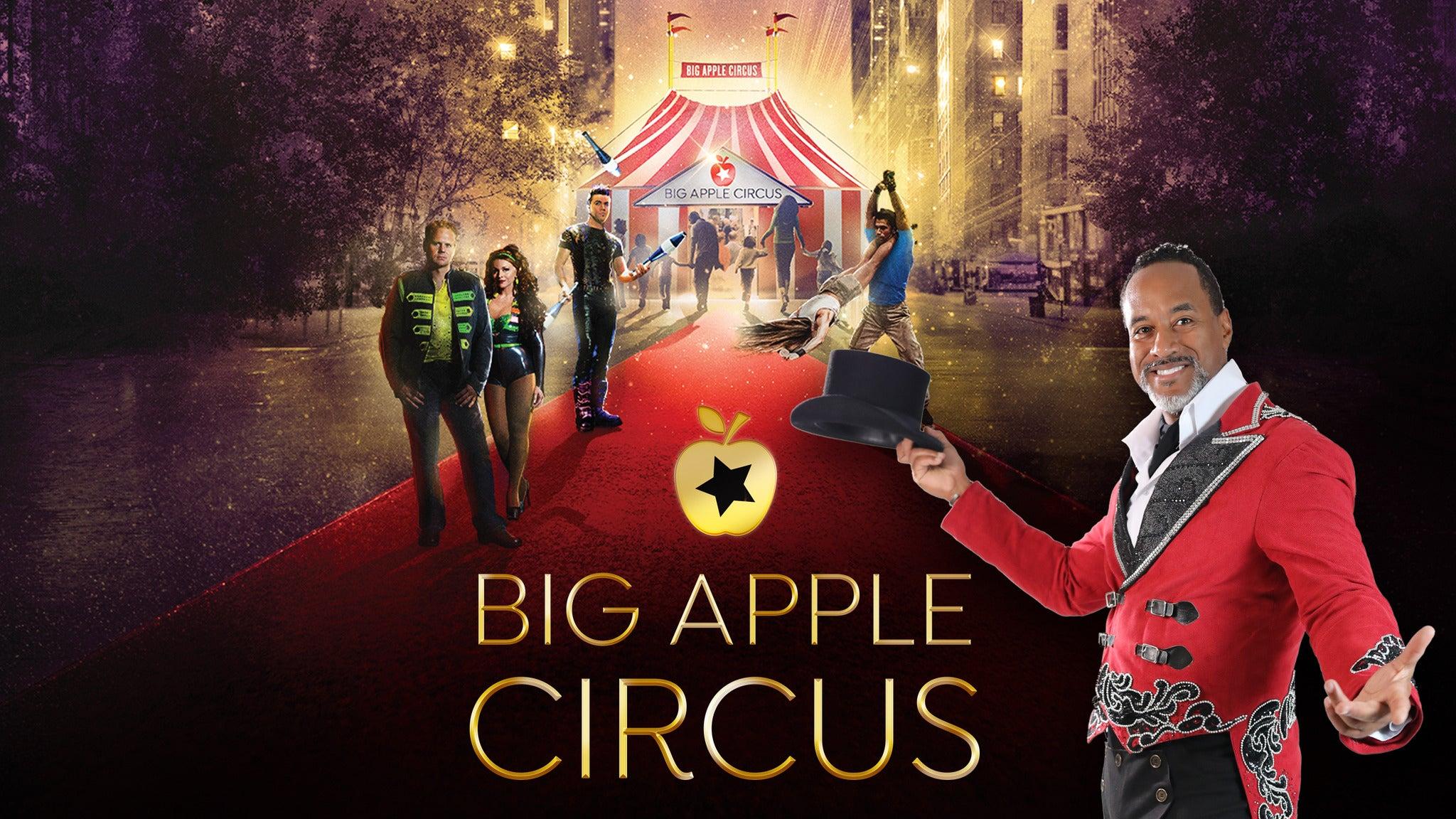 Big Apple Circus - Boston