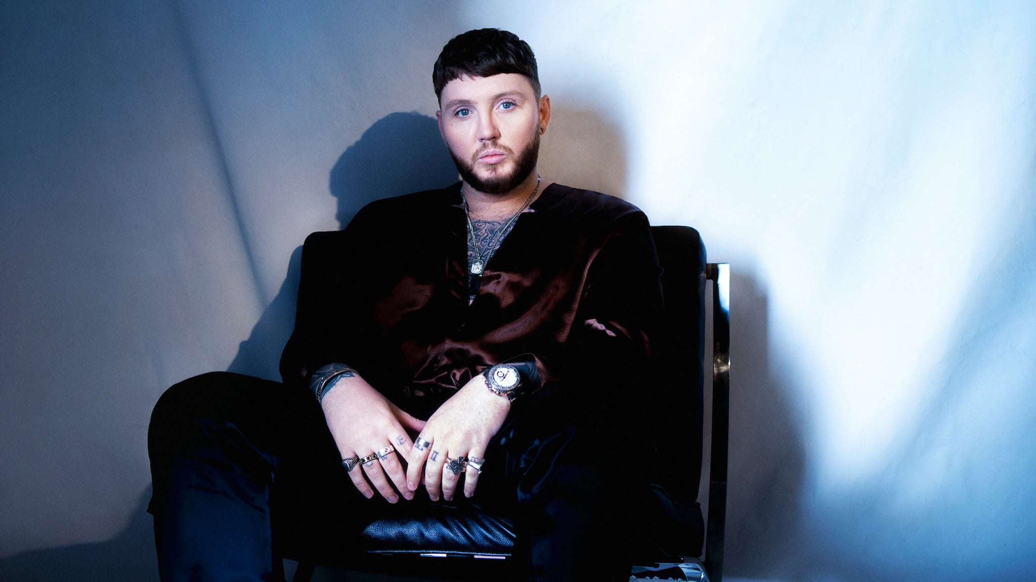 Image used with permission from Ticketmaster   James Arthur tickets