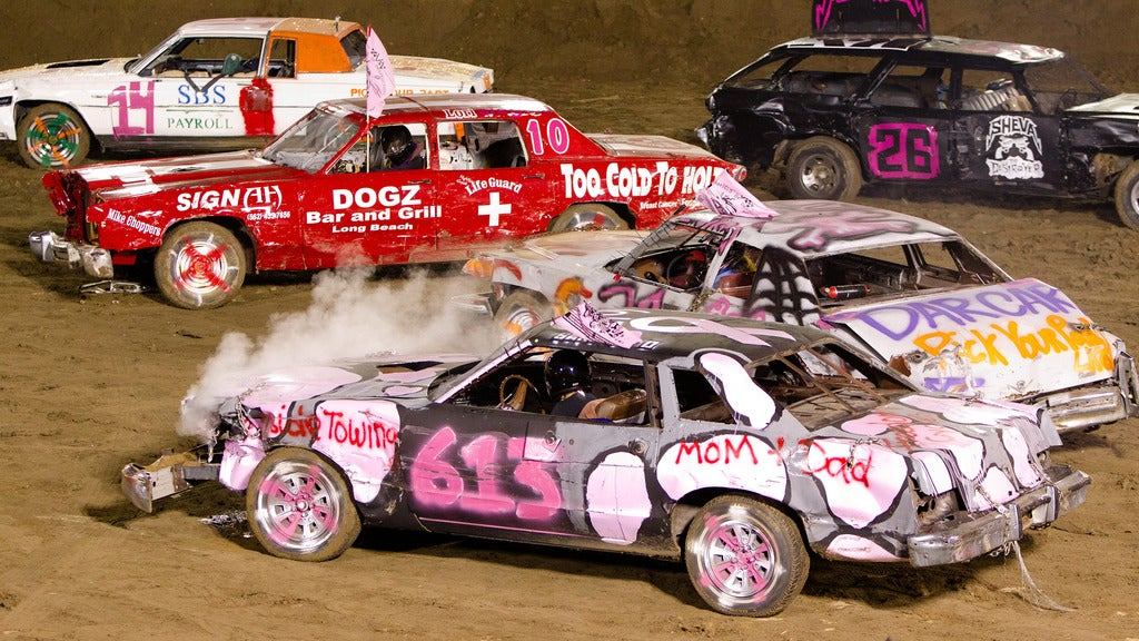 Hotels near Damsels Of Destruction Demolition Derby Events