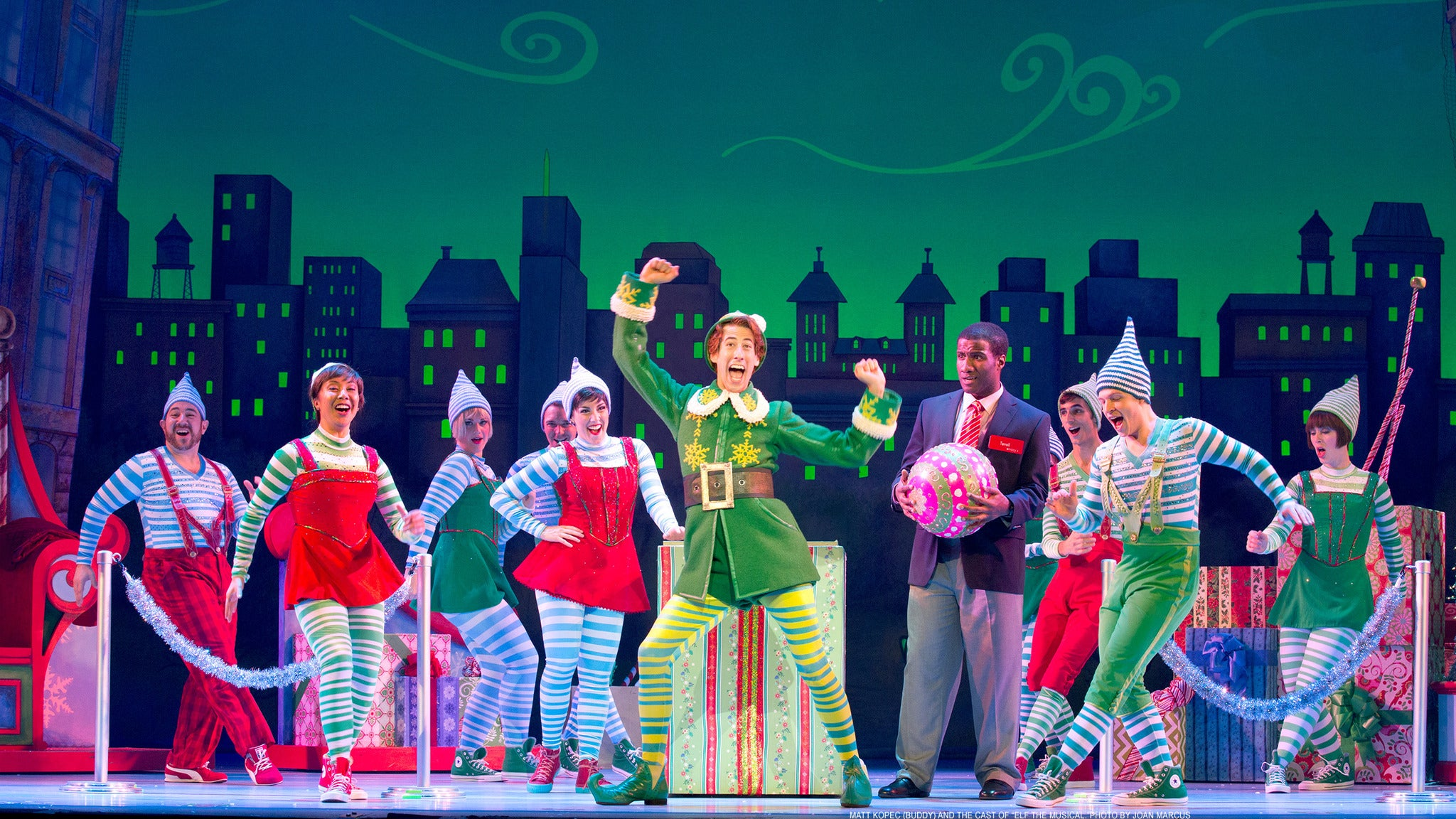 Elf the Musical (Touring) at Fox Theatre Detroit