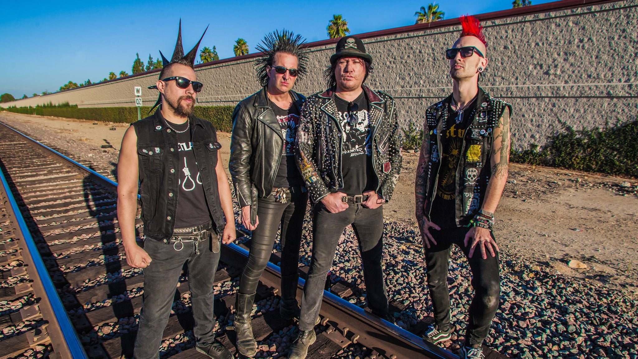 The Exploited - 40th Anniversary Tour at Ace of Spades