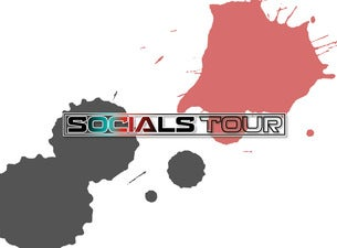 Socials Tour 2020 Presents Zoe Laverne & Cody Orlove w/ Special Guests