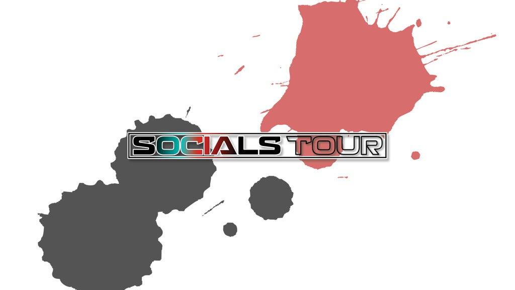 Hotels near Socials Tour Events