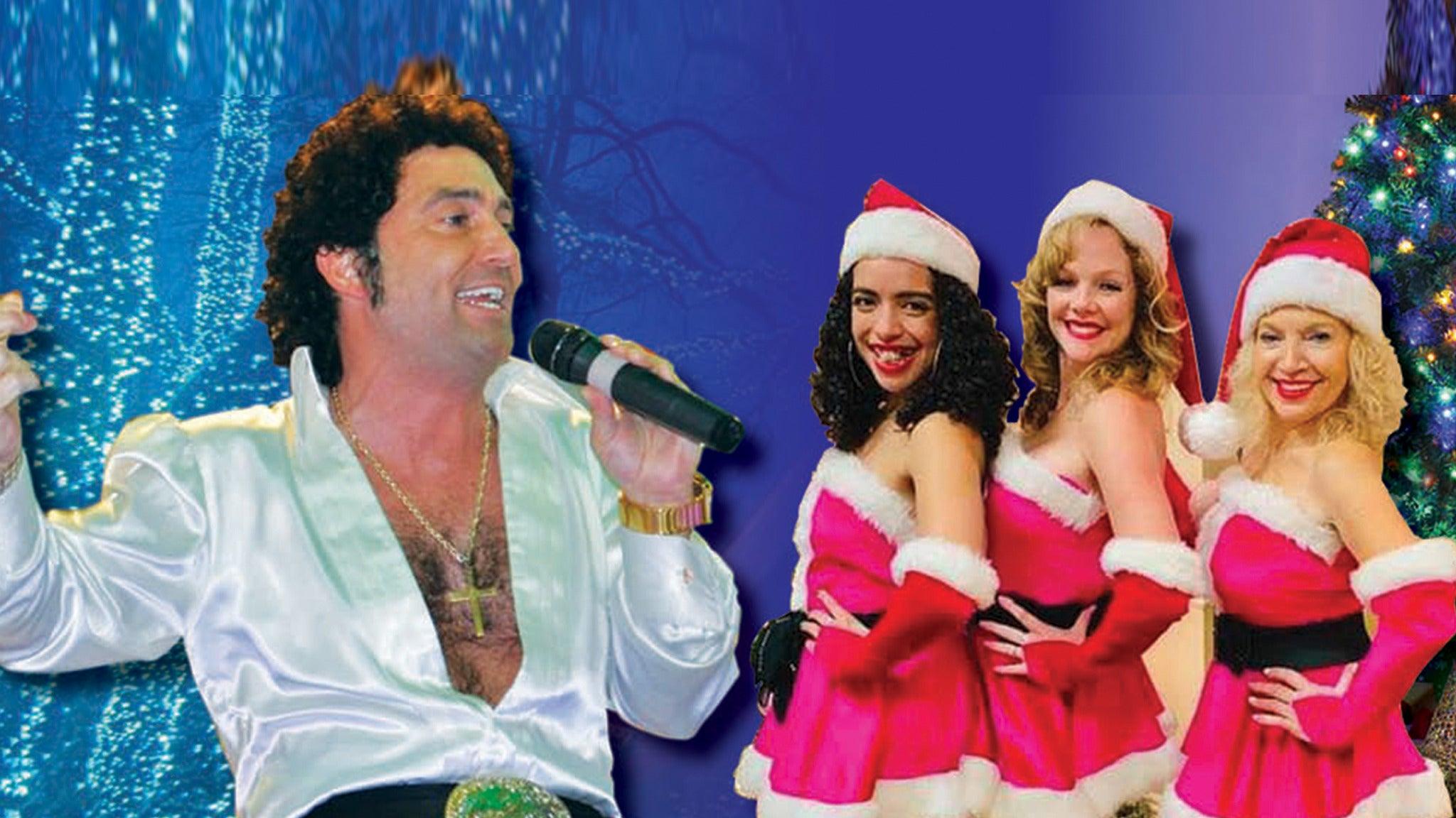 A Tom Jones Christmas at Aventura Arts & Cultural Center