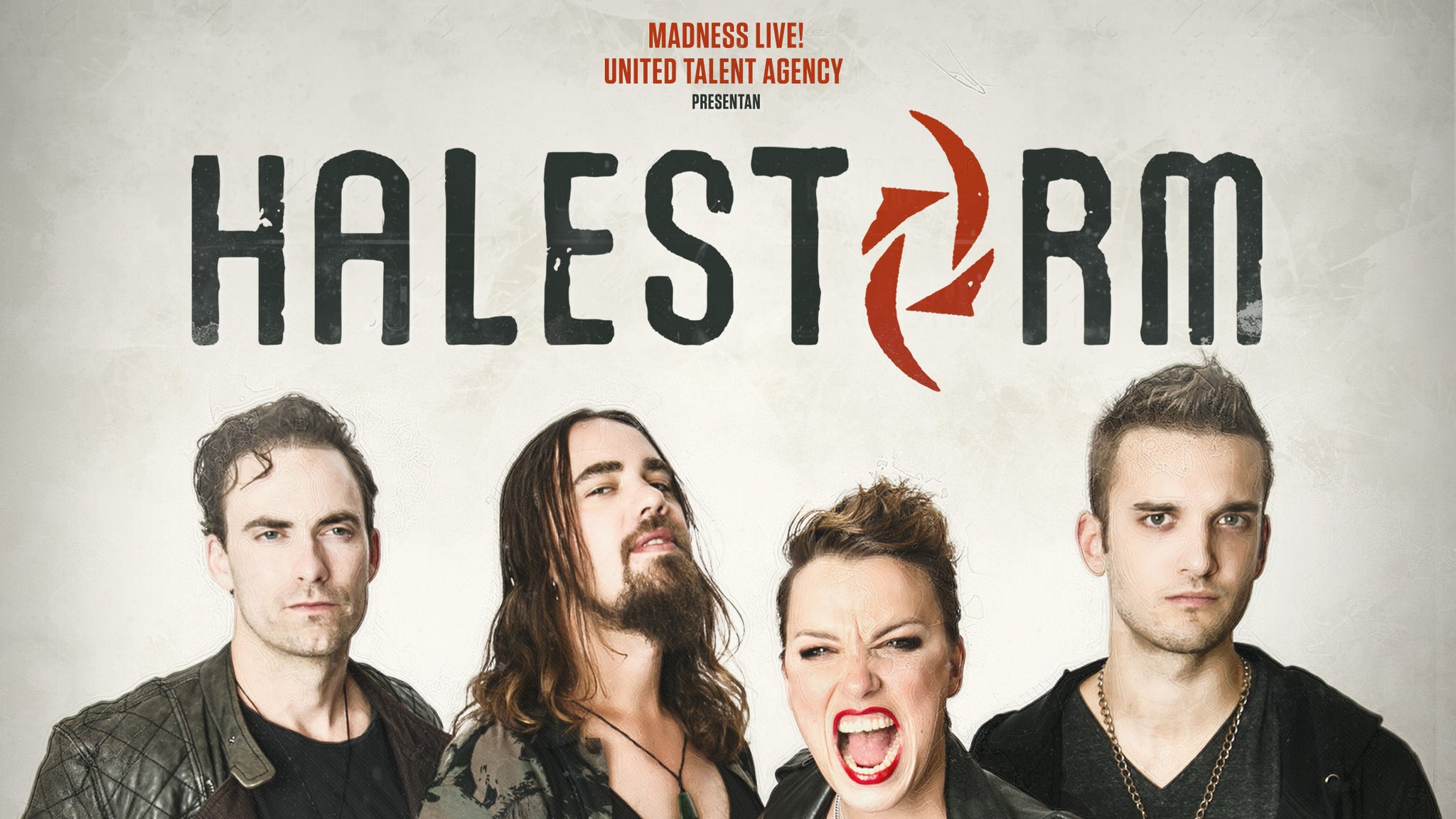 Halestorm at Brown County Music Center