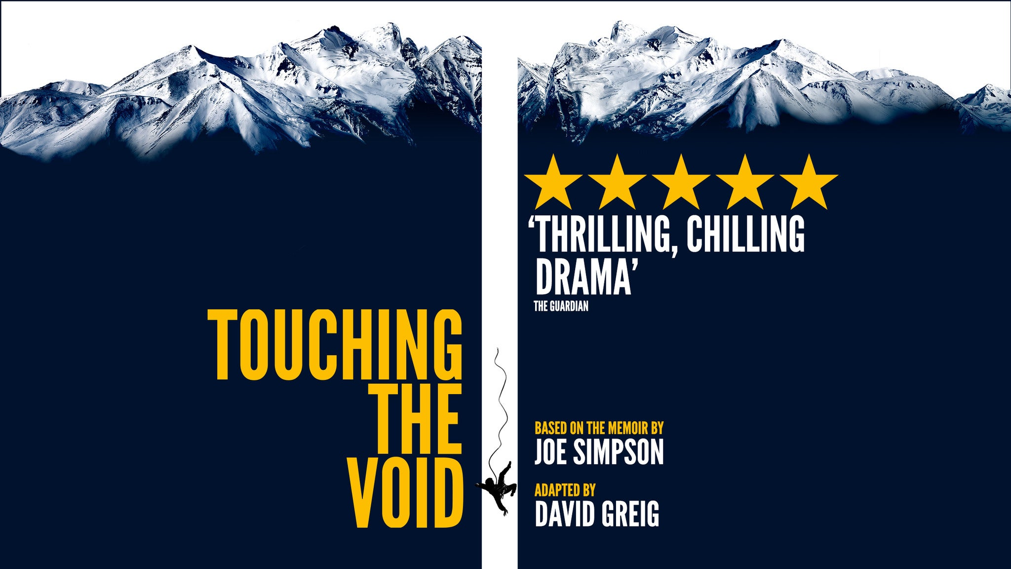 Touching The Void Event Title Pic