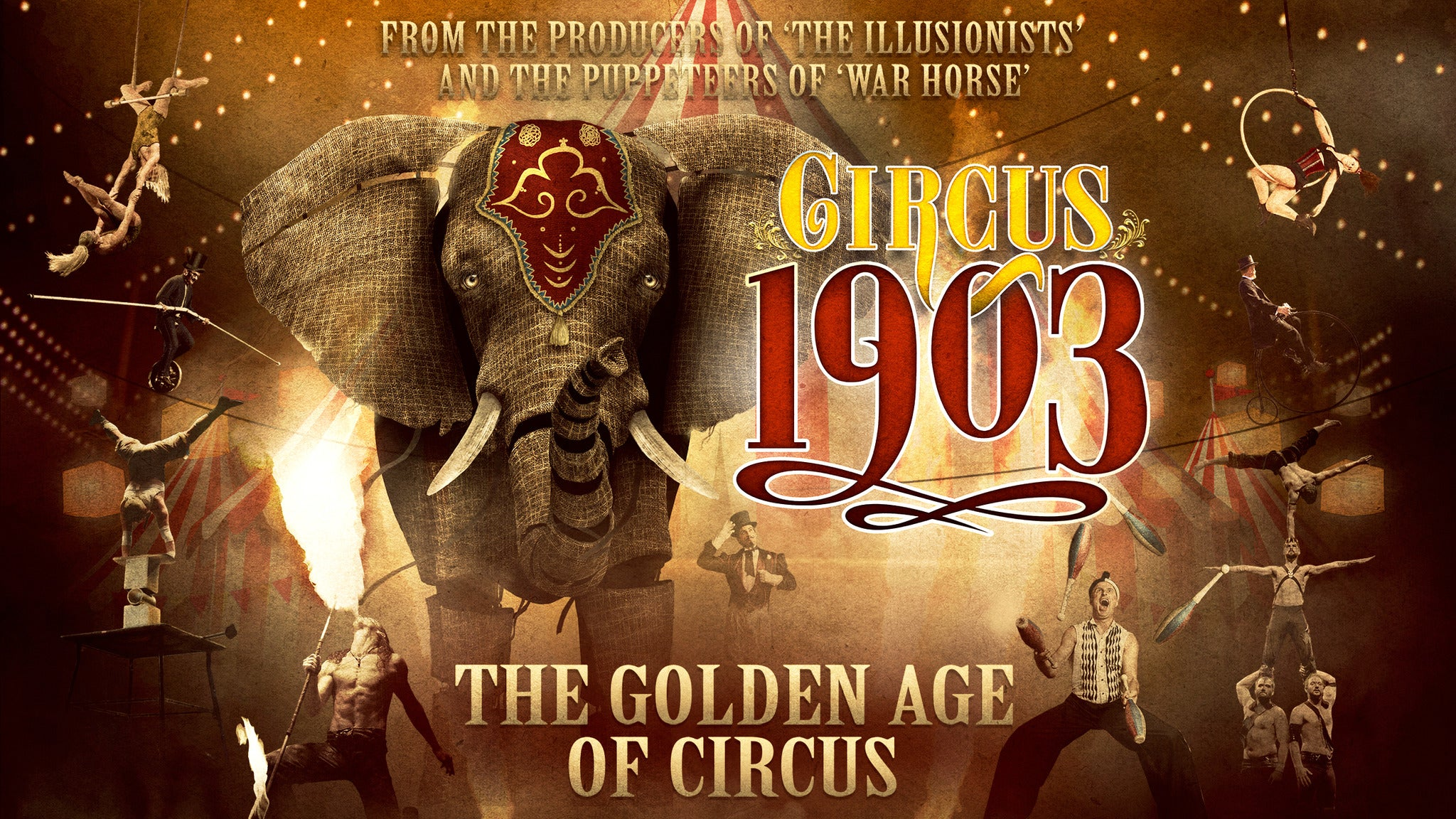 CIRCUS 1903 - The Golden Age of Circus (Chicago)