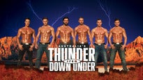 Thunder From Down Under at Topeka Performing Arts Center