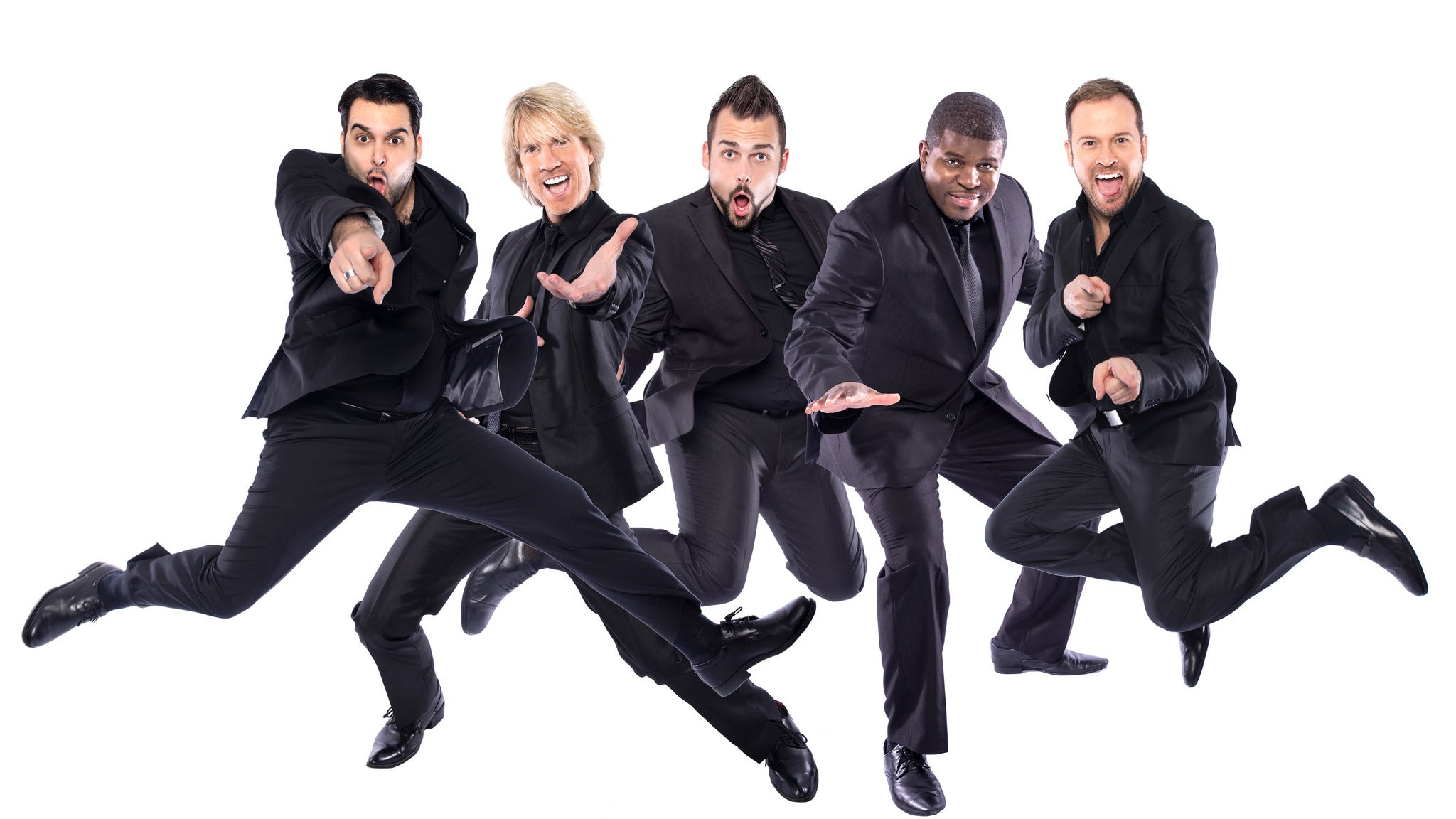 Rockapella at Jergel's Rhythm Grille