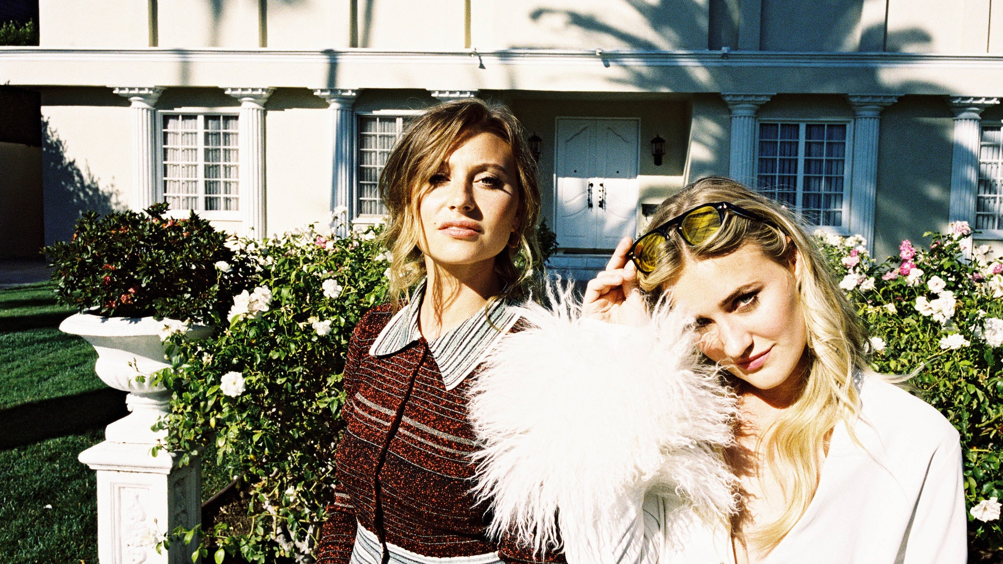 Aly & AJ at Marquis Theater