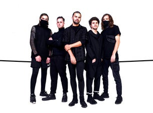 Northlane + Special Guest + Silent Planet + Void of Vision, 2019-12-12, Варшава