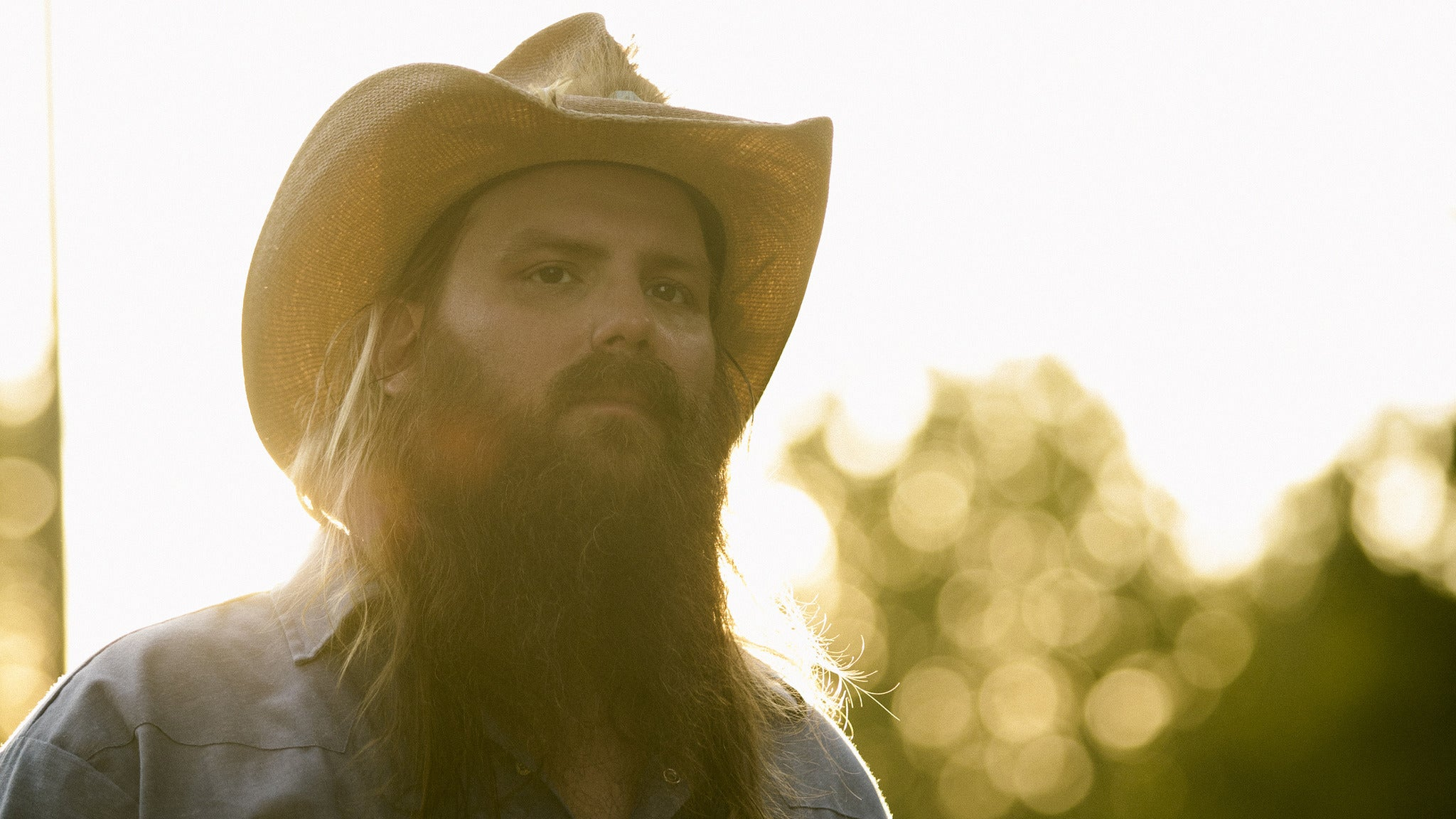 Chris Stapleton at John Paul Jones Arena