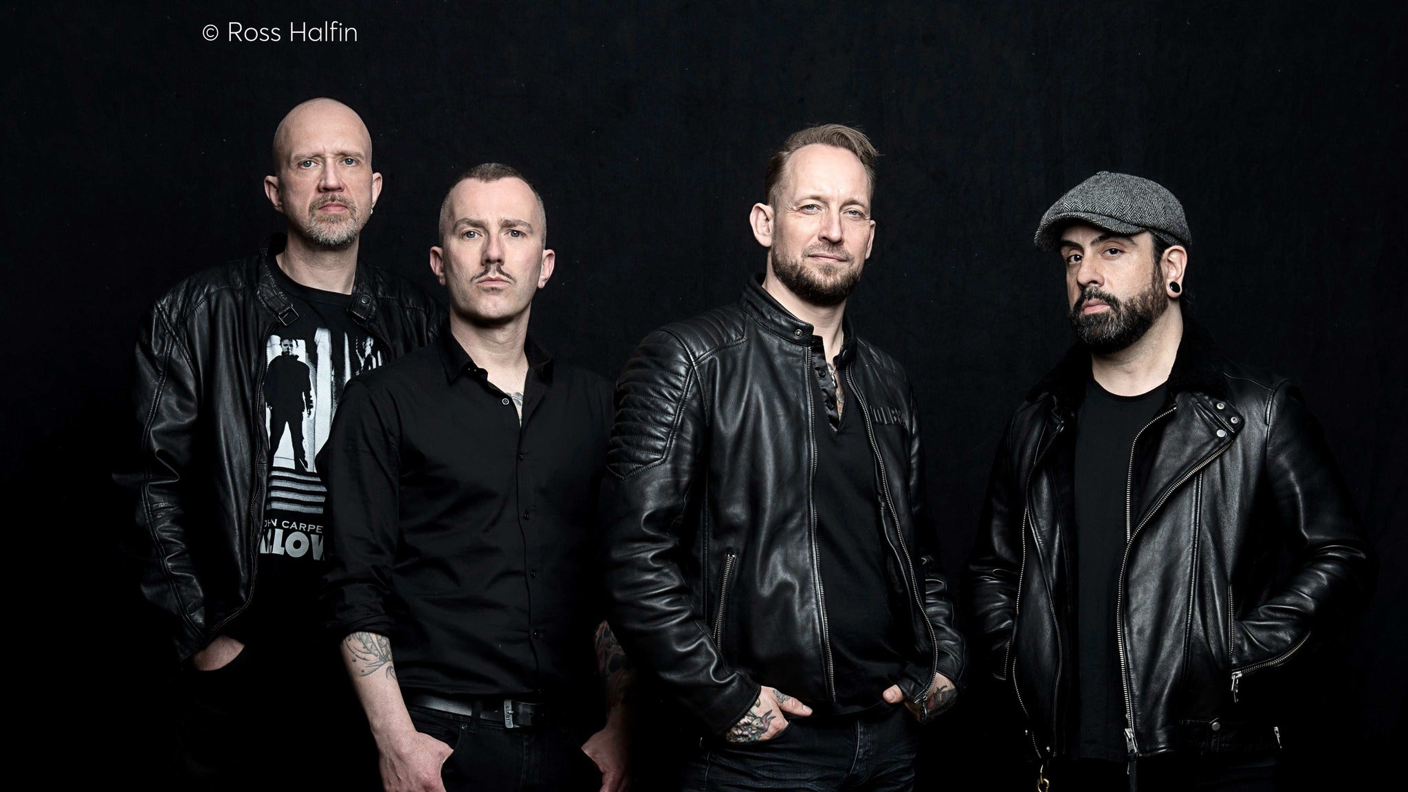 Volbeat: Rewind, Replay, Rebound World Tour at Ford Park