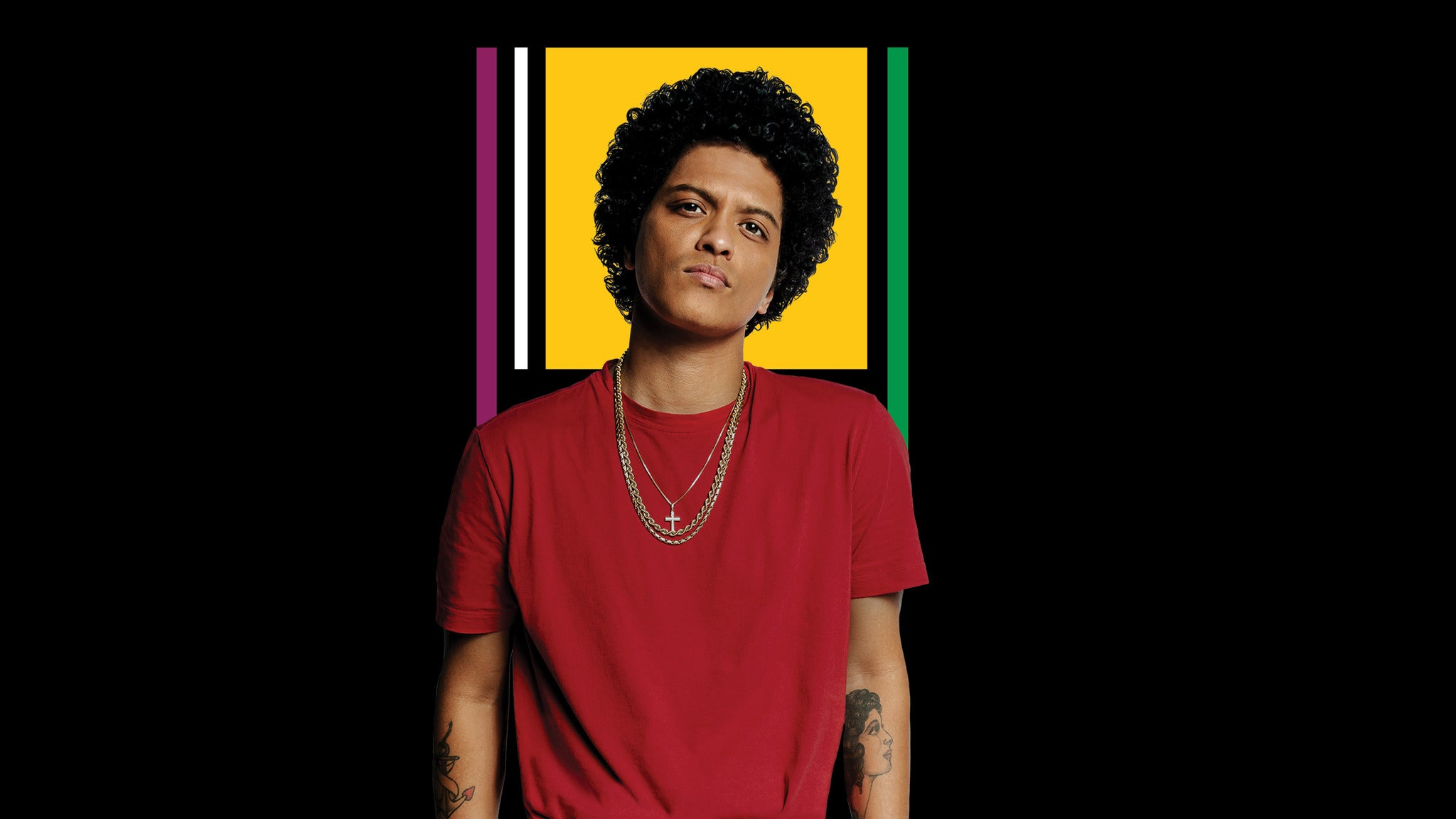 Bruno Mars: 24K Magic World Tour at Barclays Center