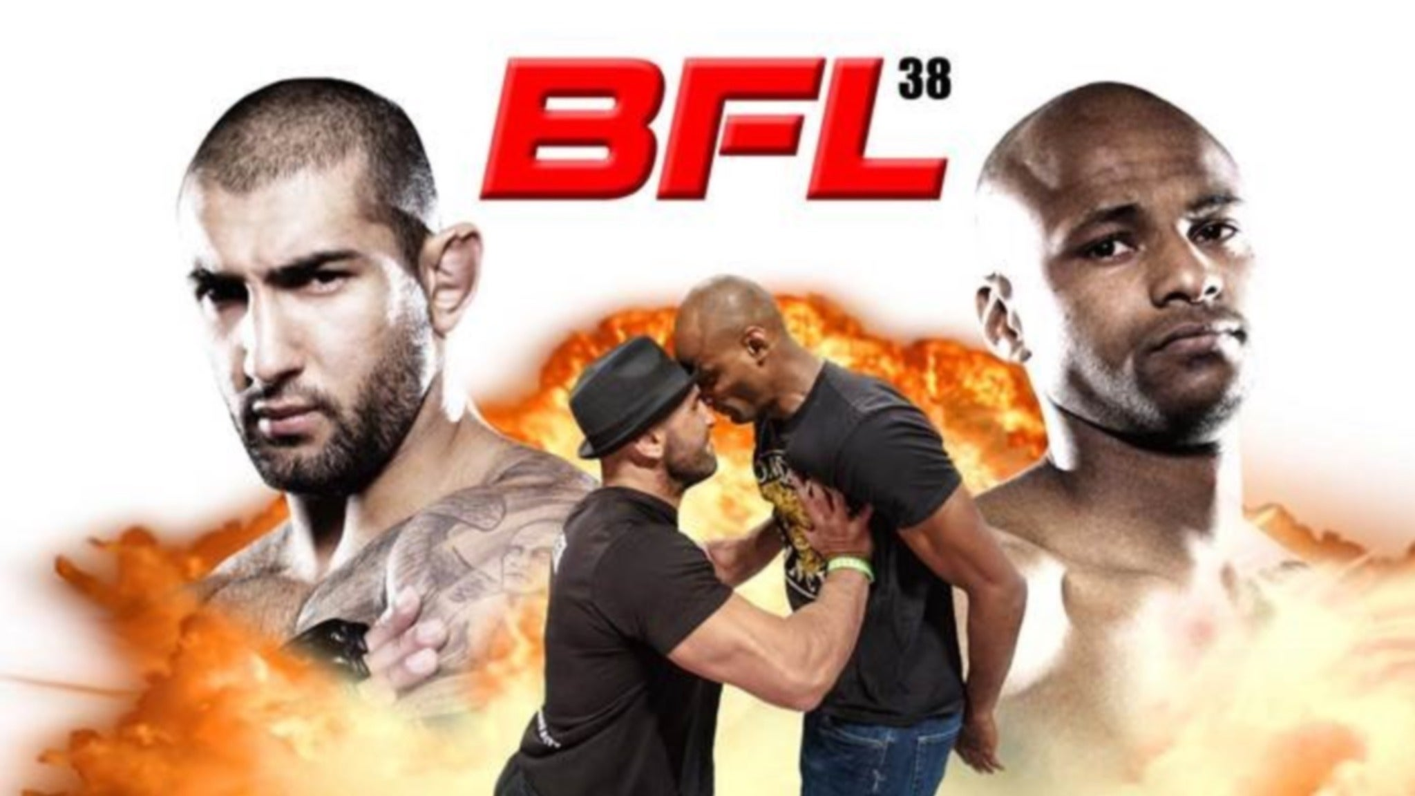 Battlefield Fight League at Nile Theater