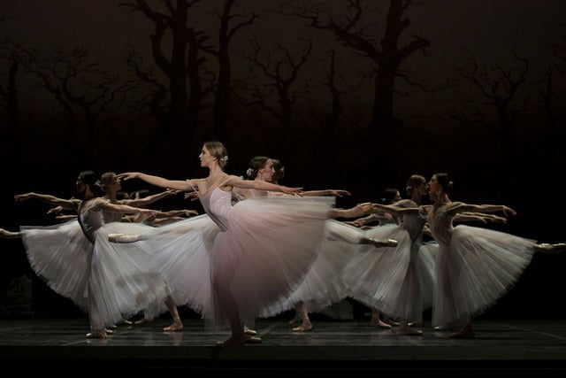 Tchaikovsky Perm State Ballet - Giselle