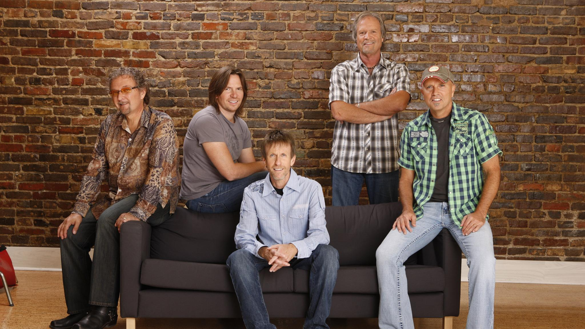 Sawyer Brown at BB&T Pavilion