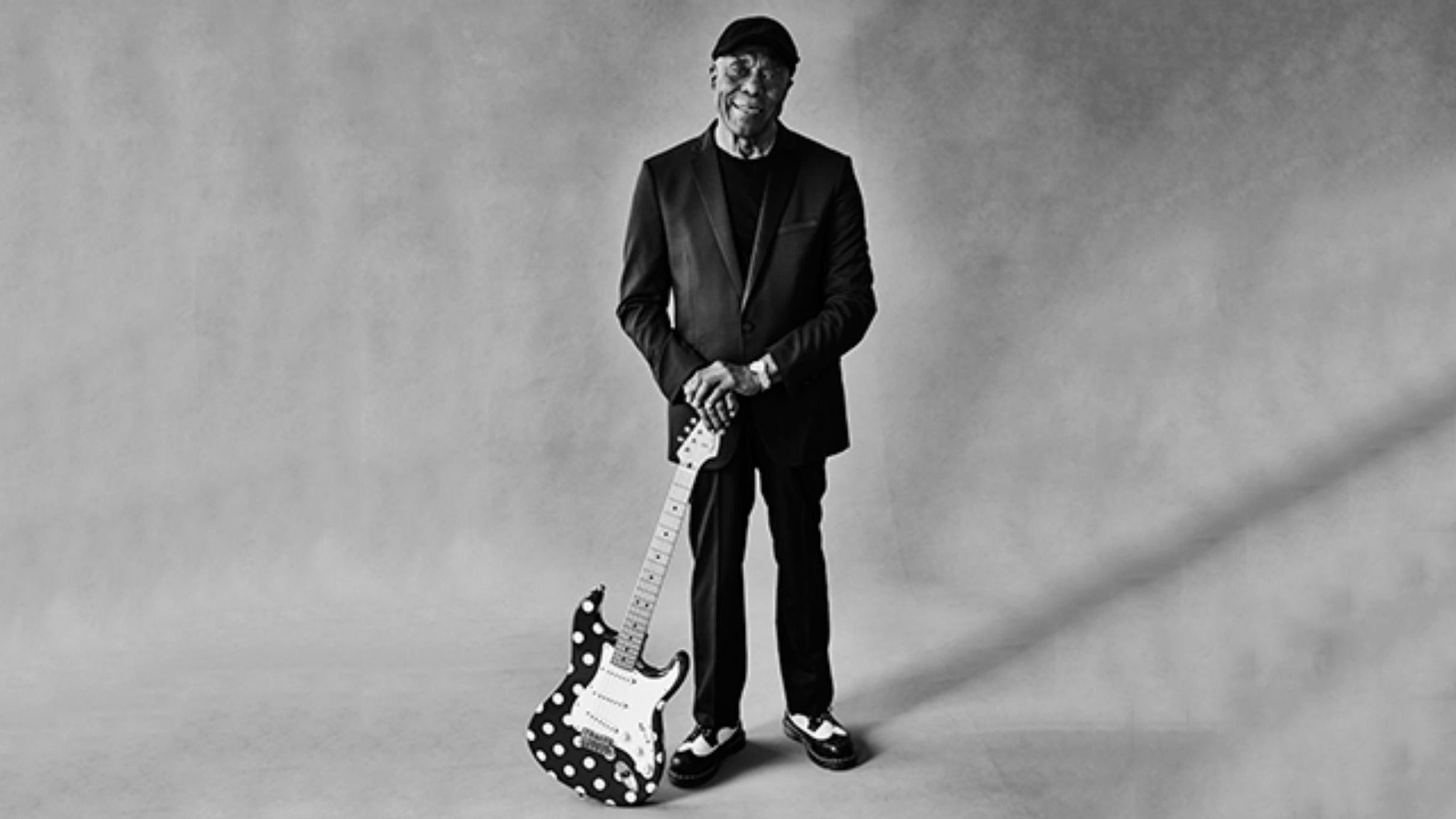 Buddy Guy at HOYT SHERMAN PLACE