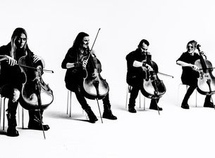 Apocalyptica - Plays Metallica By Four Cellos Tour