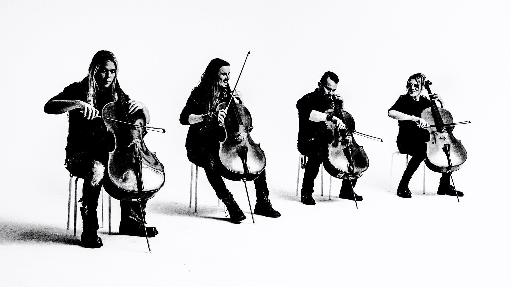 Apocalyptica: Plays Metallica By Four Cellos Tour