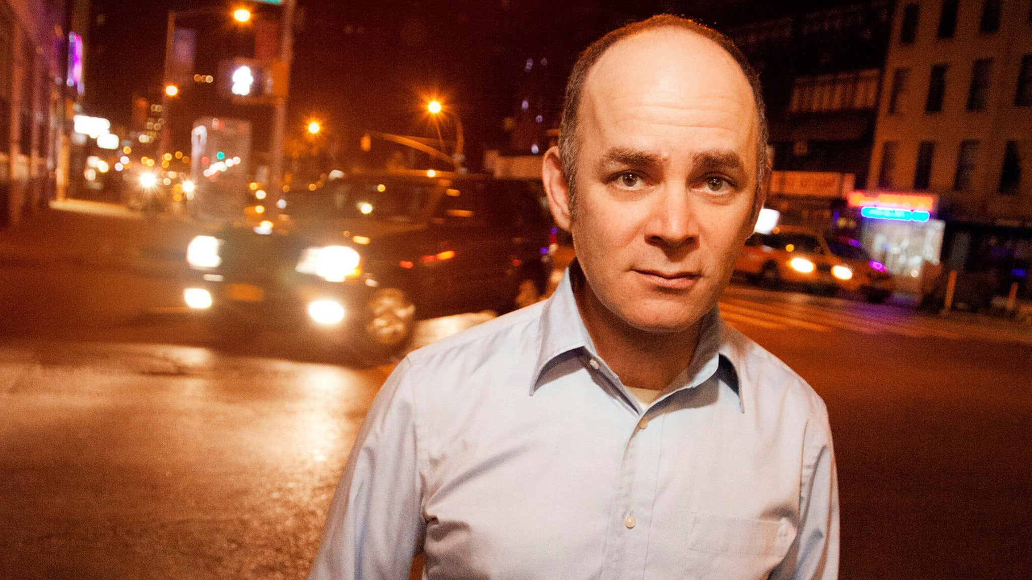 Todd Barry At Elevation 27