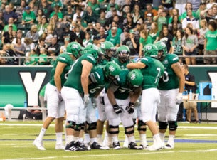 Idaho State Bengals Football at University of North Dakota Football