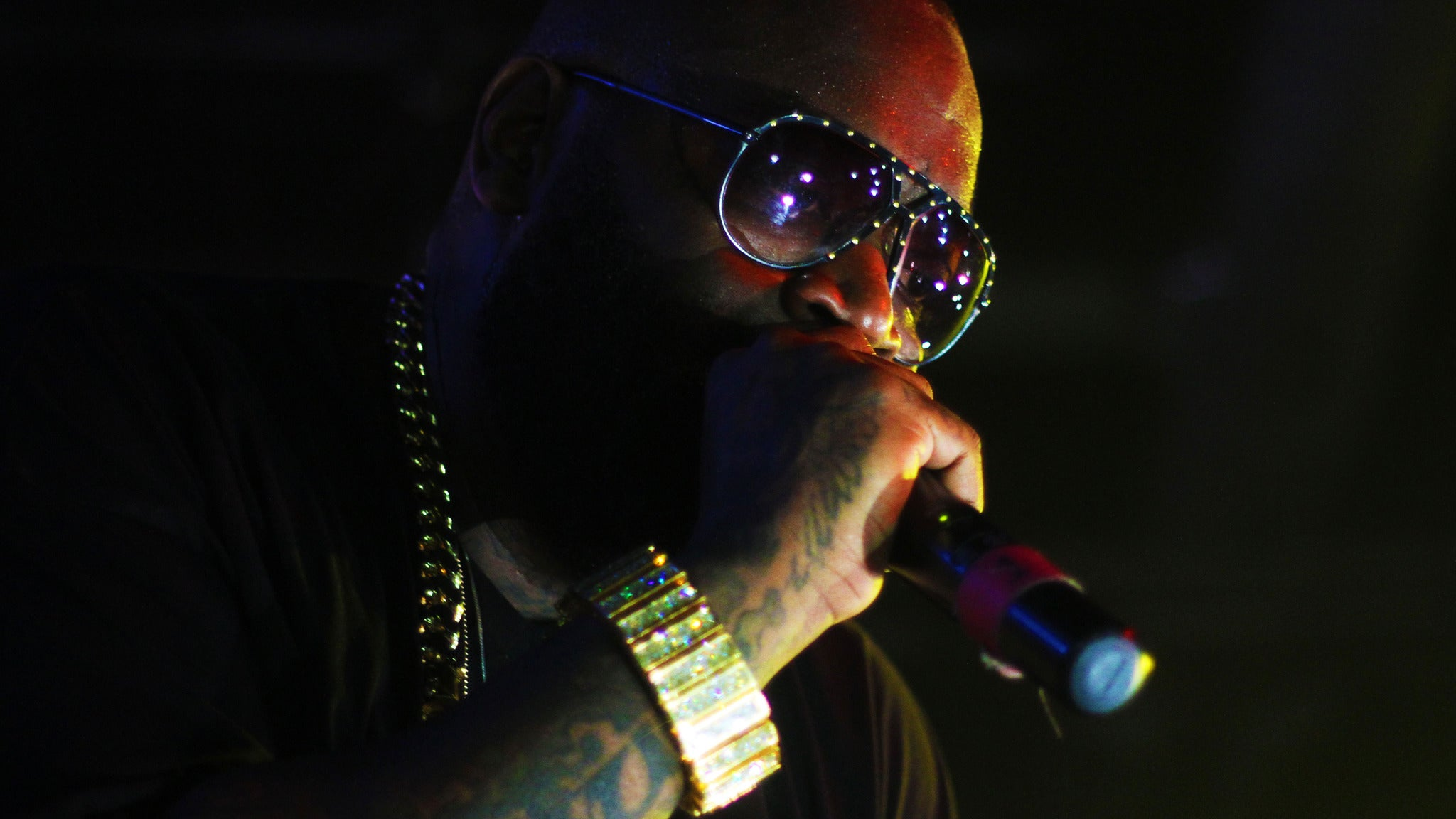 Rick Ross at Columbus Civic Center