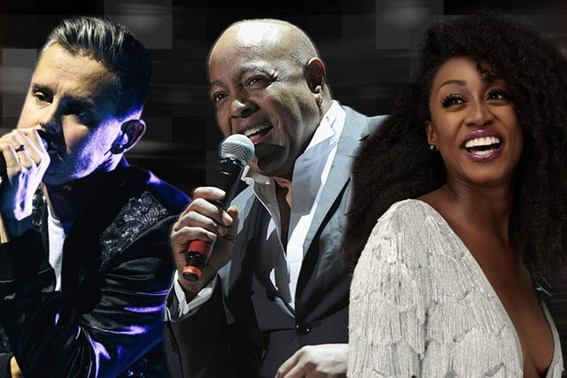Friday Night is Music Night Celebrates Stevie Wonder - Beverley Knight Seating Plans