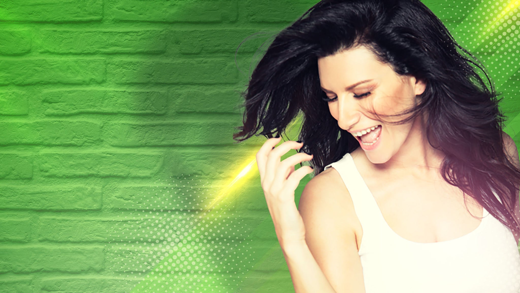 LAURA PAUSINI WORLD TOUR 2018 at Greek Theatre