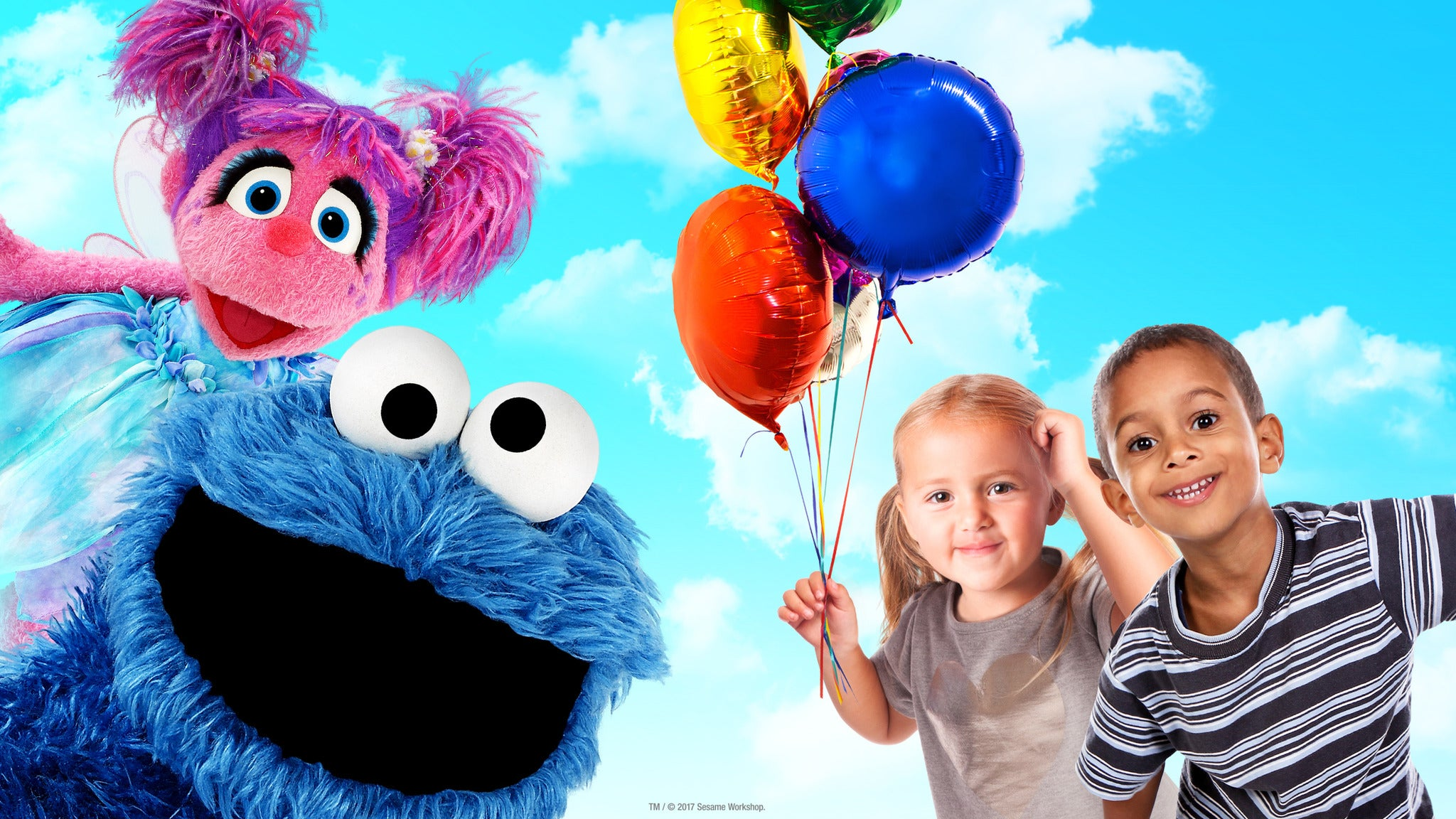 Sesame Street Live! Let's Party! at U.S. Cellular Center