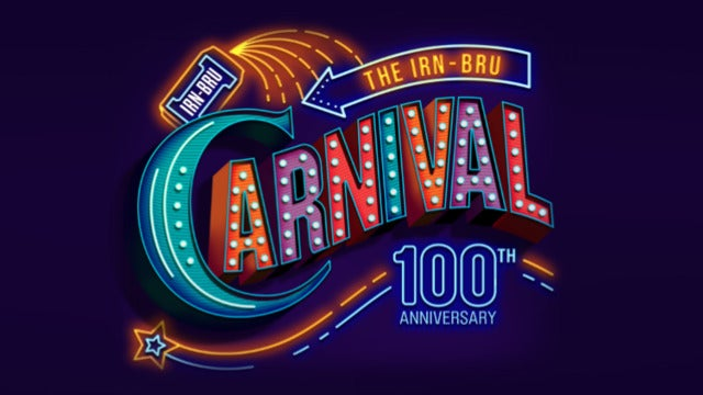 IRN-BRU Carnival tickets (Copyright © Ticketmaster)
