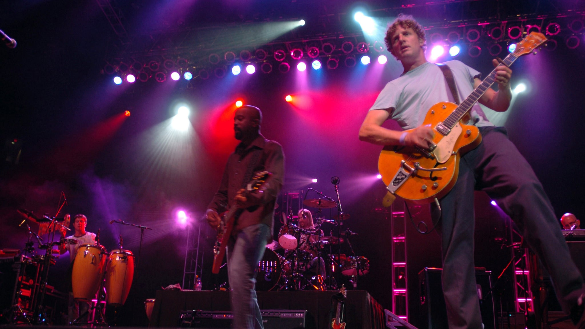 Hootie and the Blowfish at Six Flags Over Texas Music Mill