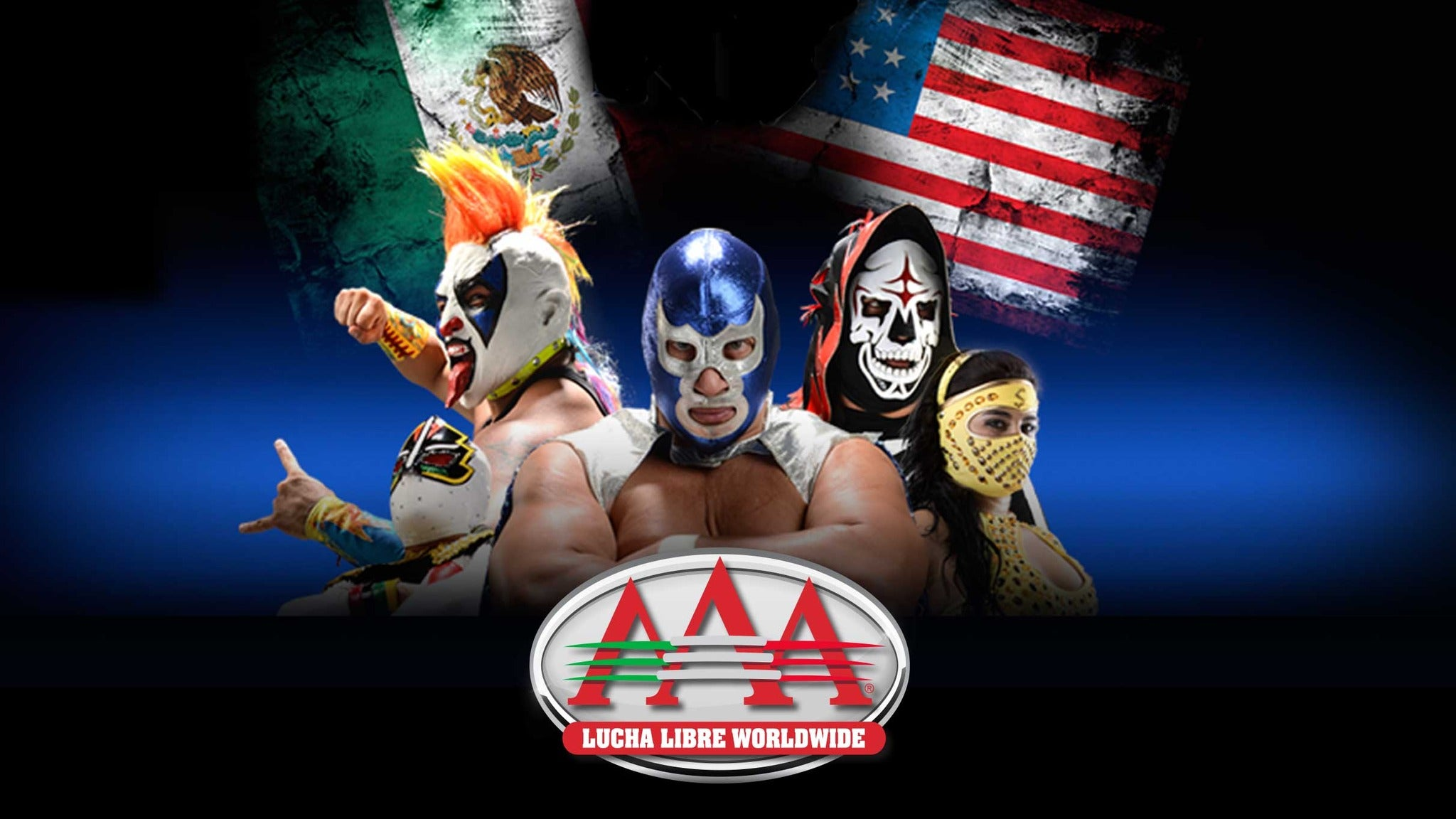 Lucha Libre AAA presents Lucha Invading LA at The Forum