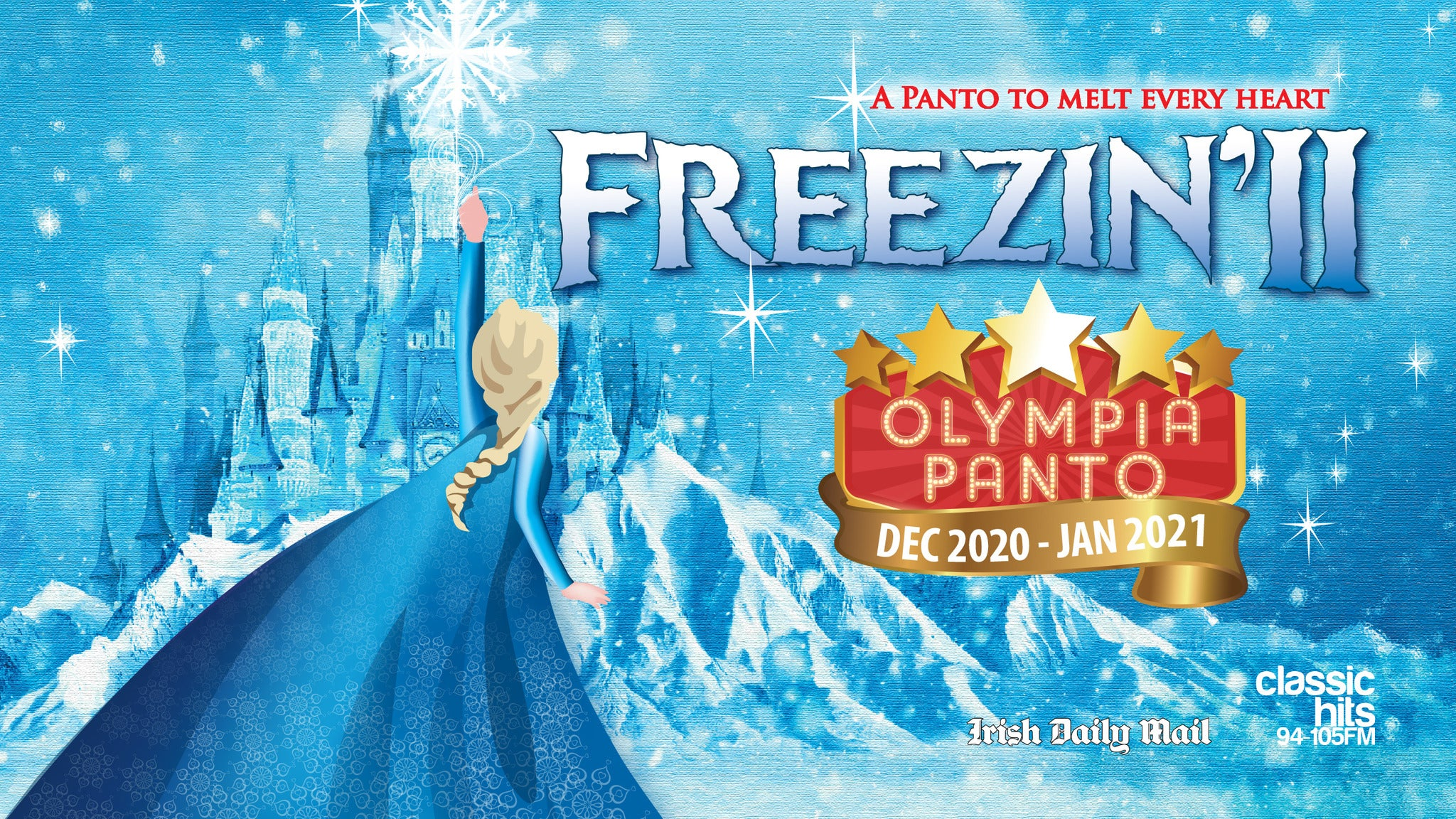 Freezin II tickets (Copyright © Ticketmaster)